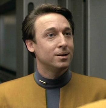 Crewman Kenneth Dalby (2371)