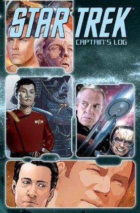 Star Trek: Captain's Log (omnibus)