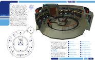 USS Enterprise Owners Workshop Manual pp. 44-45 spread