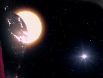 Vandor IV, a red giant and pulsar