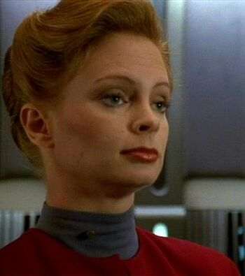 Ensign Brooks in 2374