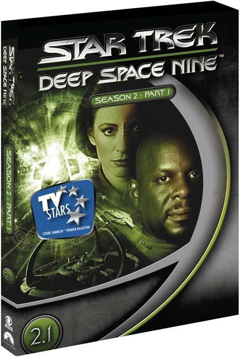 DS9 DVD-Box Staffel 2.1