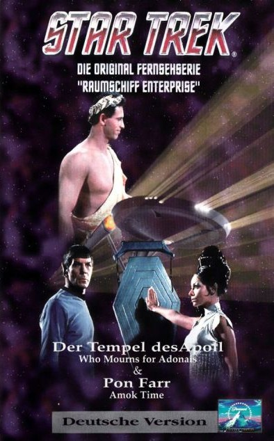 Der Tempel des Apoll – Pon Farr