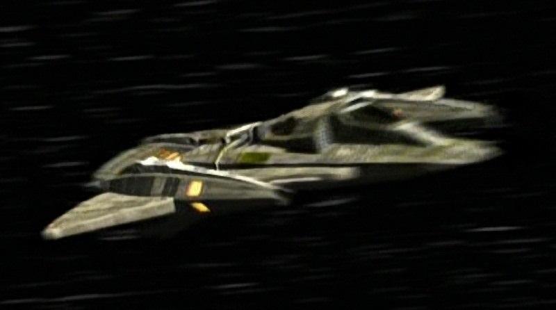 Dralian vessel