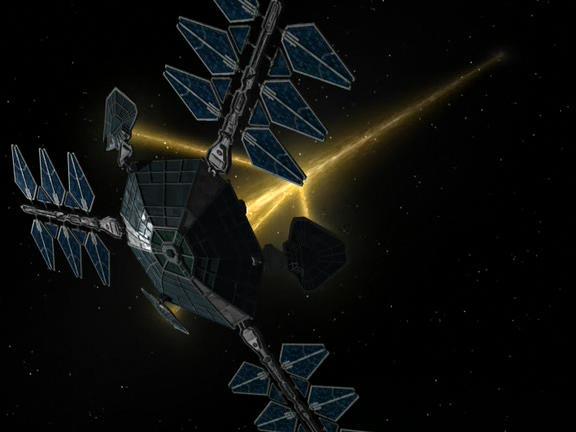 Mutara Interdimensional Deep Space Array System