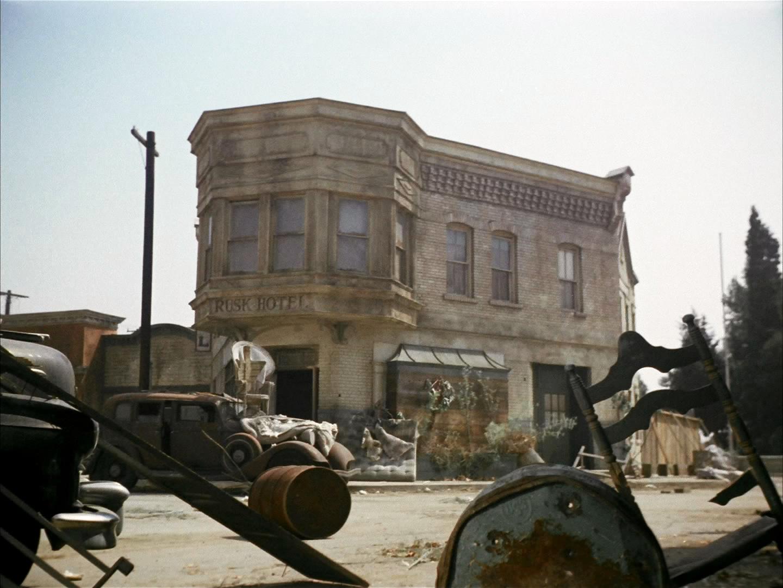 Rusk Hotel