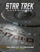 Star Trek Adventures - Core Rulebook Collector's Edition cover