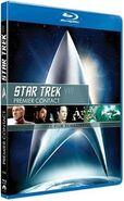 Star trek premier contact (blu-ray) 2009