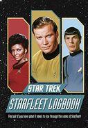 Starfleet Logbook cover