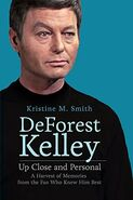 DeForest Kelley book Kindle cover
