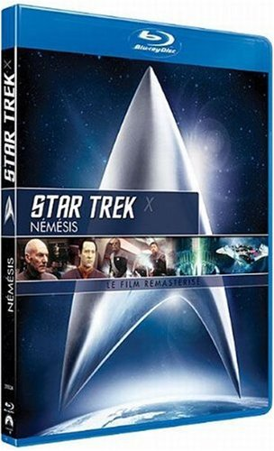 Star Trek: Nemesis (blu-ray)