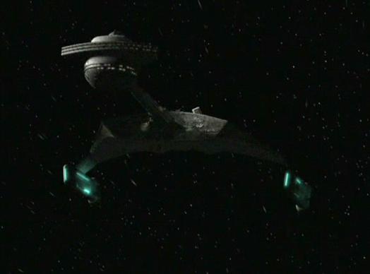 Kohlar's battle cruiser