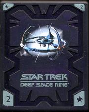 DS9 DVD-Box Staffel 2