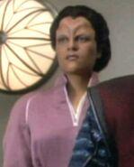 Female alien, The Maquis Part I