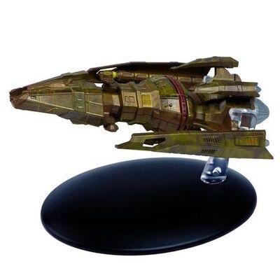 Raumschiffsammlung 51 Hirogen-Angriffsschiff.jpg