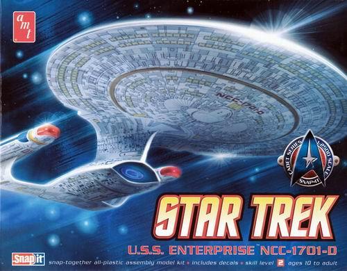 AMT Model kit AMT662 USS Enterprise-D 2010.jpg