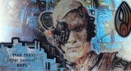 Borg drone SkyBox trading card B11
