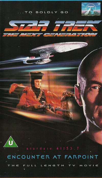 Star Trek: The Next Generation - The Full Length TV Movies