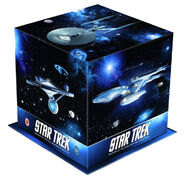 Legends of The Final Frontier Collection DVD box