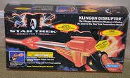Playmates ST7 Klingon Disruptor
