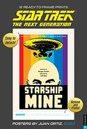 Star Trek Poster Calendar 2020