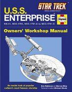 USS Enterprise Owners Workshop Manual cover (US)