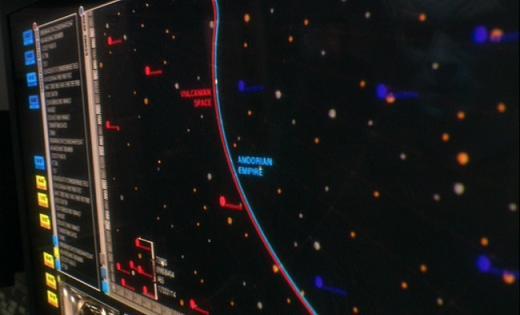 Andorian space