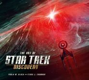 Art of Star Trek Discovery cover