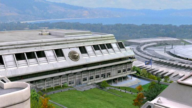 Hauptquartier der Sternenflotte