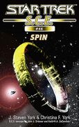 Spin - eBook cover