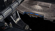 Enterprise repairs finished