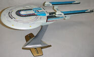 Playmates USS Excelsior