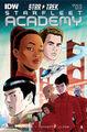 Star Trek Starfleet Academy, issue 1