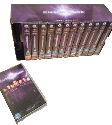 Star Trek: Enterprise (VHS)