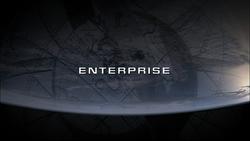 Logo de Star Trek: Enterprise