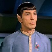 Spock dress uniform