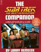 Star Trek The Next Generation Companion, 2nd edition