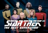 Star Trek The Next Generation 365 cover
