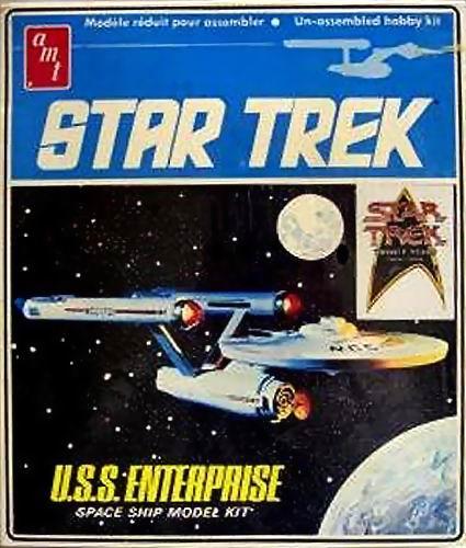 AMT Model kit 6676 USS Enterprise 1984.jpg