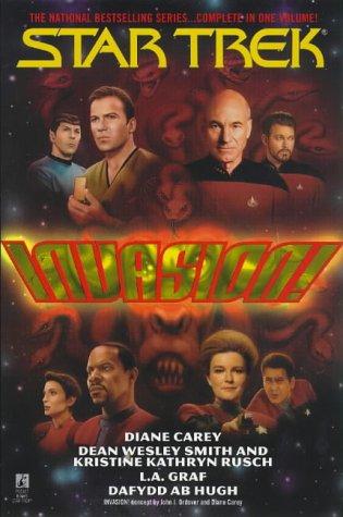Star Trek: Invasion! (omnibus)