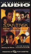 New Frontier Books 1-4 audiobook cover