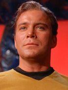Sargon im Körper von James Kirk