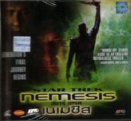 Star Trek 10 VCD cover (Thailand)