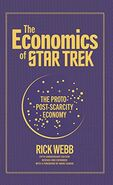The Economics of Star Trek cover