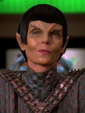 Торет, ромуланска жена 2369. године