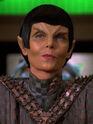 Commander Toreth, a second Romulan.