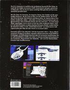 USS Enterprise Owners Workshop Manual back cover (German)