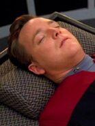 Janeway im Körper von Paris