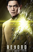 Star Trek Beyond Sulu Poster revised