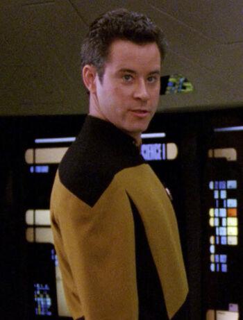 Lieutenant J.G. Gleason